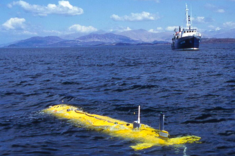 AUV Competence Certification and Training - MTCS