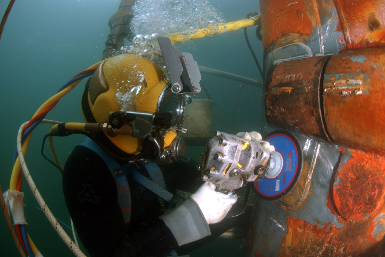 MTCS Commercial diving training and competence certification